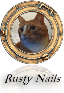 Rusty Nail Cat Detective